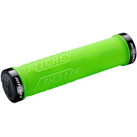 Ritchey WCS True Grip X Chwyt do kierownicy Lock-On zielony